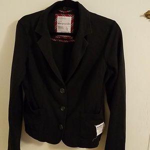 Aeropostale black casual blazer